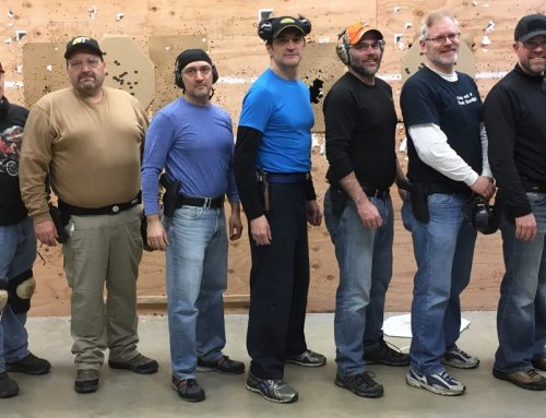 IPSC Training Course Feb 17 / 18 2017