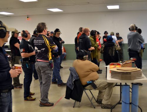 IPSC Club Match Recap with Photos
