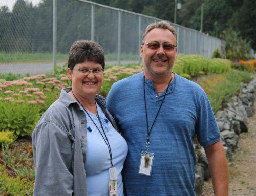 Meet our New Caretakers, Dan and Audrey